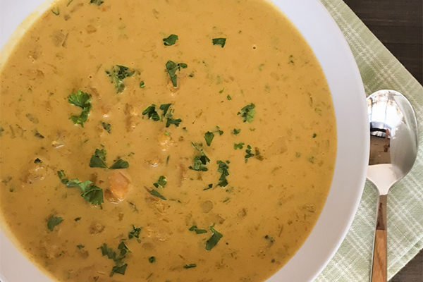 New England Butternut Bisque