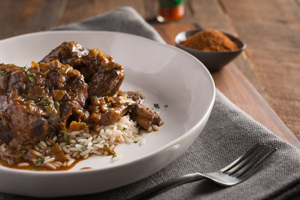 Oxtail Fricassee