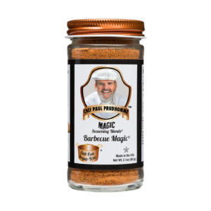 Salt-Free Sugar-Free: Barbecue Magic 2.1 oz.
