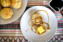 Southern Biscuit Muffins Recipe Image