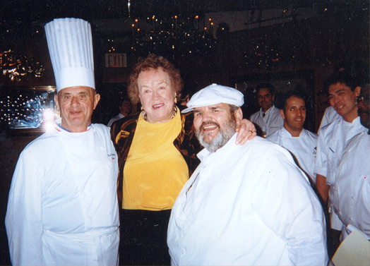 "1994—Chef Paul Named ""Culinary Diplomat"" of the Chef and Child Initiative"
