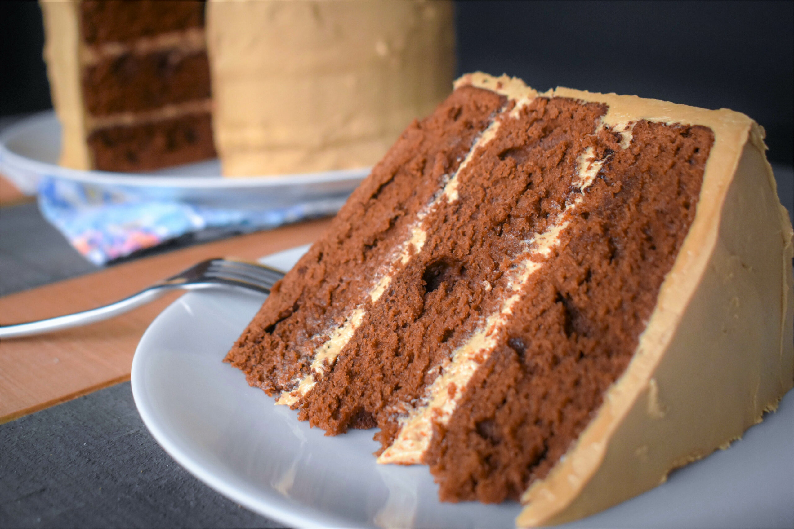 Chocolate Cake Recipe Image