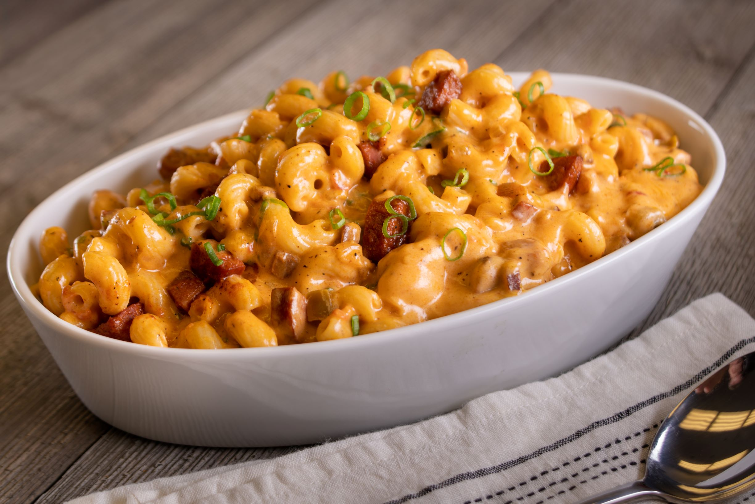 Cajun Mac & Cheese